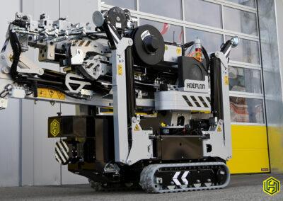 Kompakt Kran HOEFLON C6 – Vogel Transporte GmbH Entlebuch